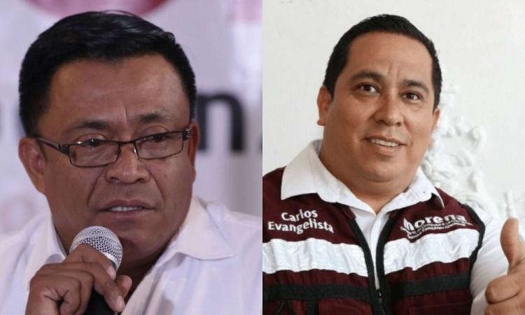 """Se enfrentan morenistas por dirigir Morena en Puebla; """"es muy tonto"""", le dice Mario Bracamontes a Edgar Garmendia"""