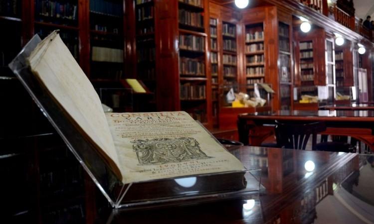 Proyecto internacional CODICIS contempla a la Biblioteca Lafragua BUAP