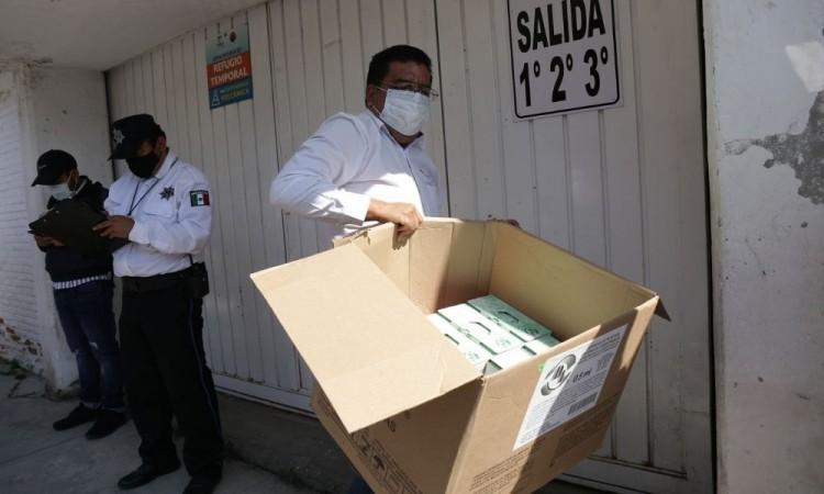 Más de 300 mil vacunas llegarán la próxima semana a Puebla