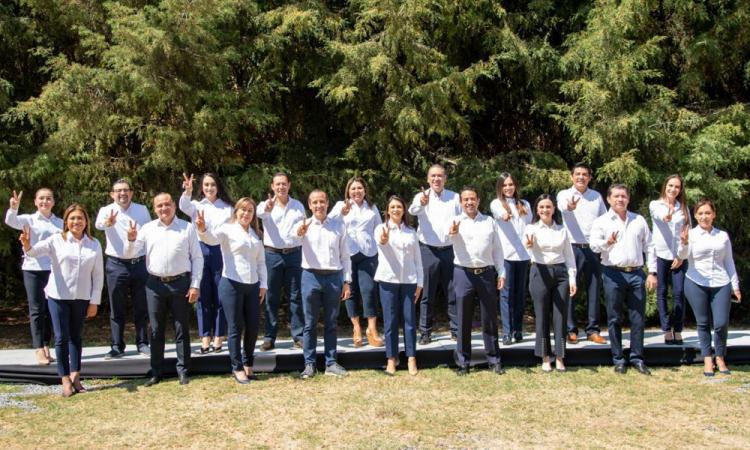 A excepción de San Andrés Cholula, ratifica PAN designación de candidatos en Puebla
