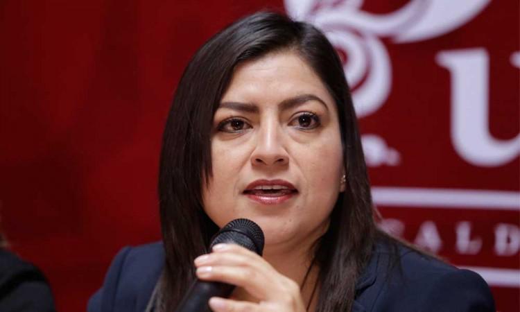 Claudia Rivera dejará la presidencia municipal para enfocarse en su reelección