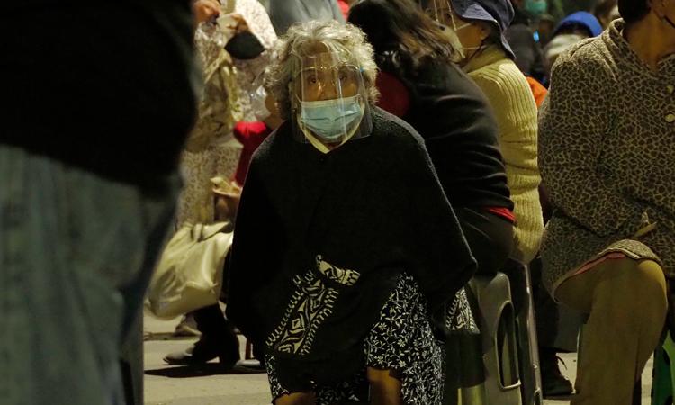 ¿Por qué fracaso el primer día de la vacunación en Puebla?