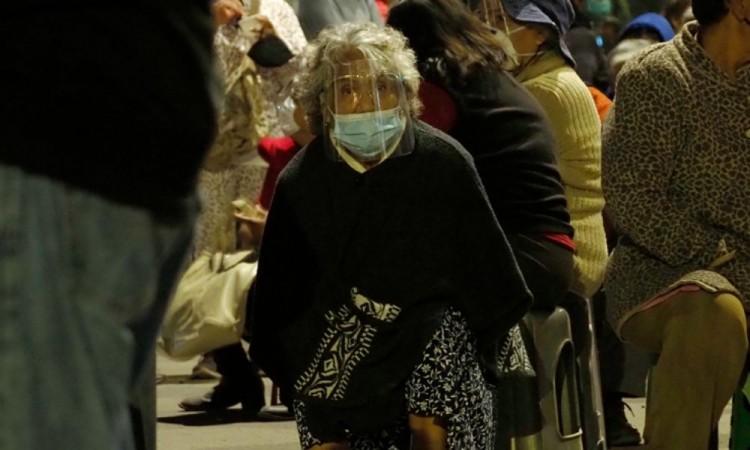 ¿Por qué fracasó el primer día de vacunación en Puebla?