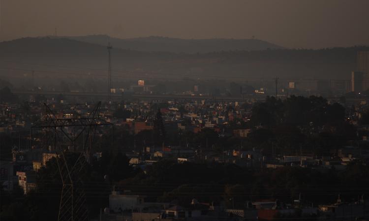 Se levanta contingencia ambiental en Puebla; partículas contaminantes ya se encuentran por debajo del límite