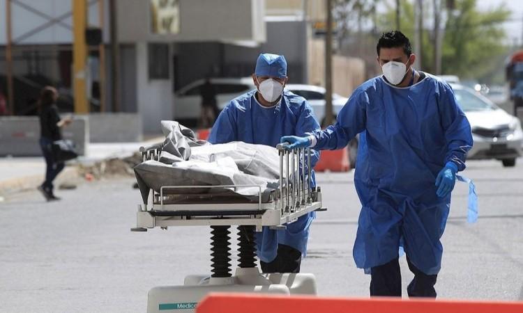 Reporta México 157 nuevas muertes y 1838 nuevos contagios por coronavirus