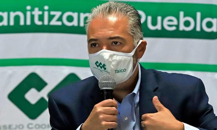 Desmiente el Consejo Coordinador Empresarial recolección de datos de vacunados covid-19 en Puebla