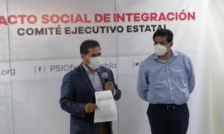 Inés Saturnino López va con el PSI por presidencia de Tecamachalco