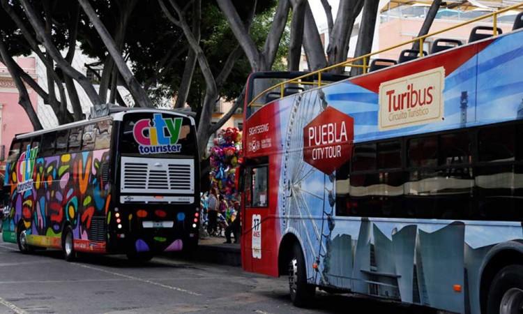 Recorridos turísticos aumentaron durante Semana Santa en Puebla capital