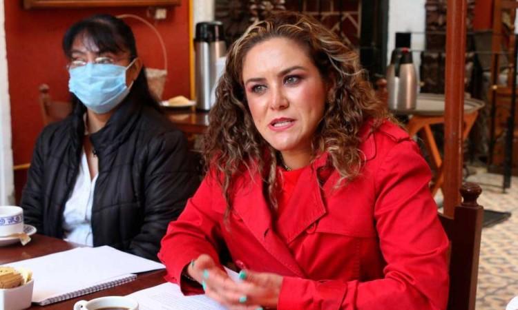 Impugnará Cecilia Monzón resolutivo del Tribunal Electoral a favor de Manlio López