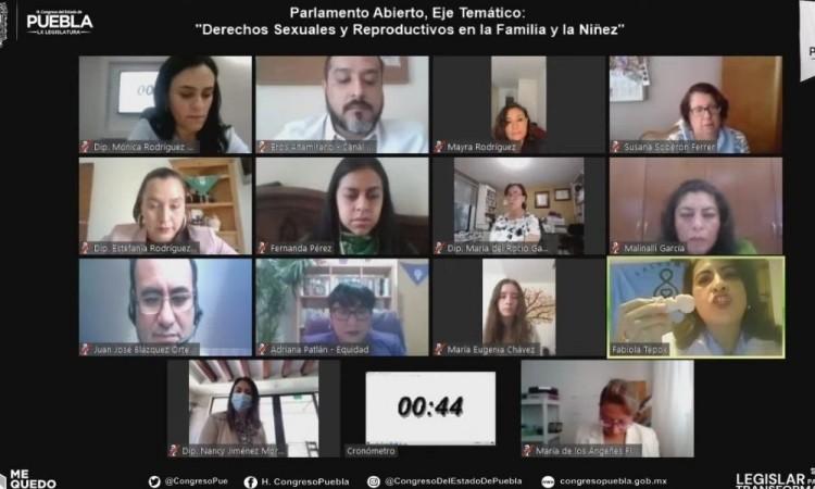 """Entre amenazas, Frente por la Familia defiende la vida; """"si votan a favor del aborto, nos vemos el 6 de junio"""""""