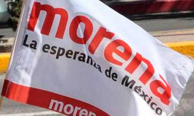 Pese a protestas y disturbios, Morena Puebla asegura que registros de candidatos van sin contratiempos