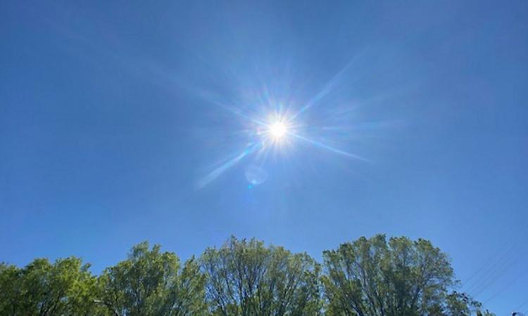 Anuncia PC municipal un domingo caluroso