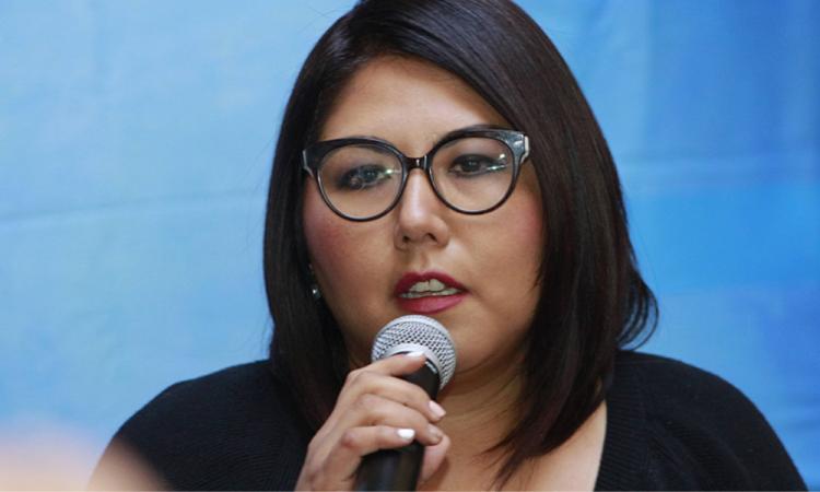 Defiende Genoveva Huerta a Jesús Giles tras falsificación de título profesional