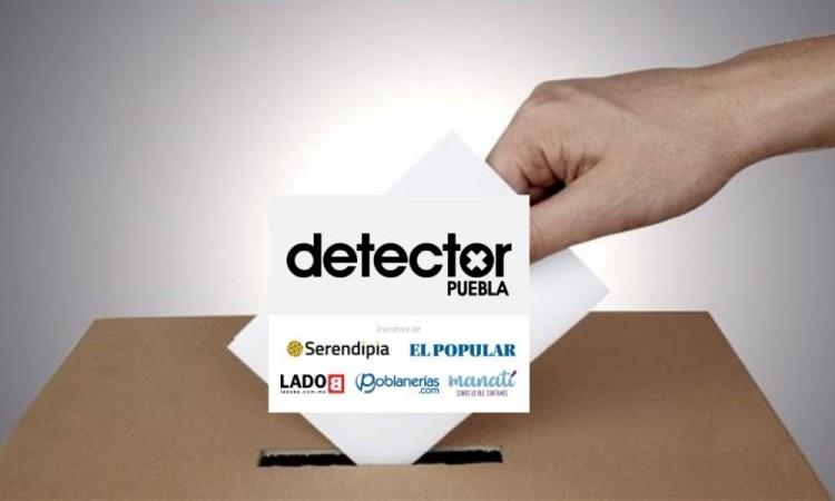 Un detector de la desinformación para la campaña electoral en Puebla