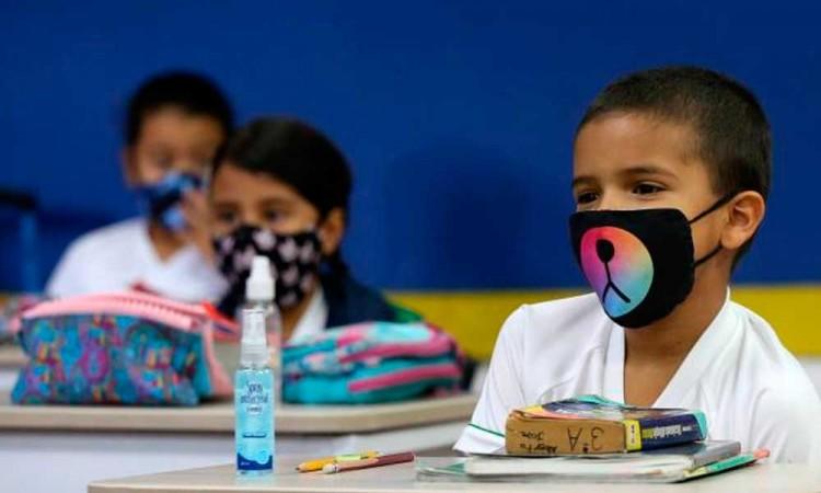 Avalan asociación de Padres de Familia regresó a clases presenciales en Puebla, si se garantiza la salud de los alumnos
