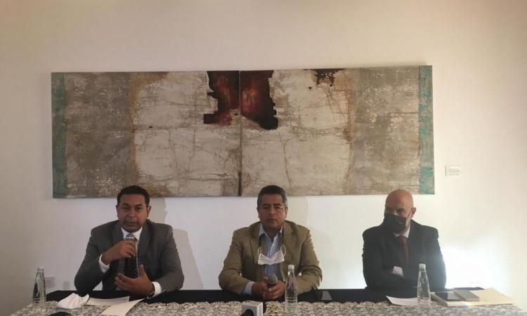 """""""En jaque"""", candidatura del PAN a la alcaldía de San Andrés Cholula"""