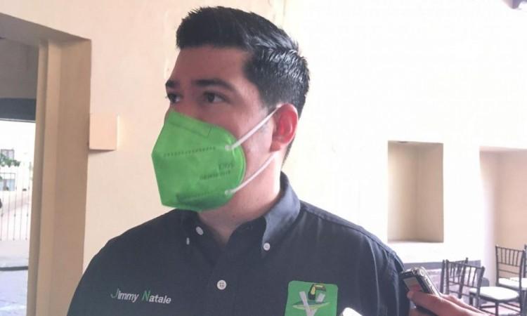 De Exatlon al Congreso de Pueblas, Patrick Loliger será candidato por el Verde