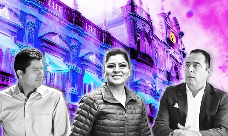 """""""Los Rivera"""" buscan llegar a la presidencia municipal de Puebla"""