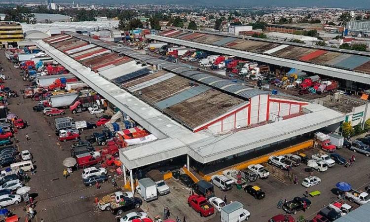 Central de abasto, 35 años alimentando a la ciudad de Puebla