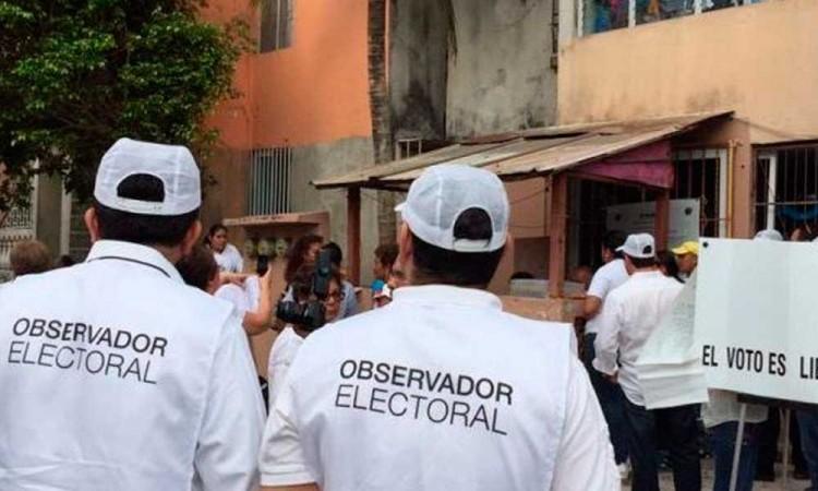 Enfrenta INE Puebla poco interés de ciudadanos para ser observadores electorales