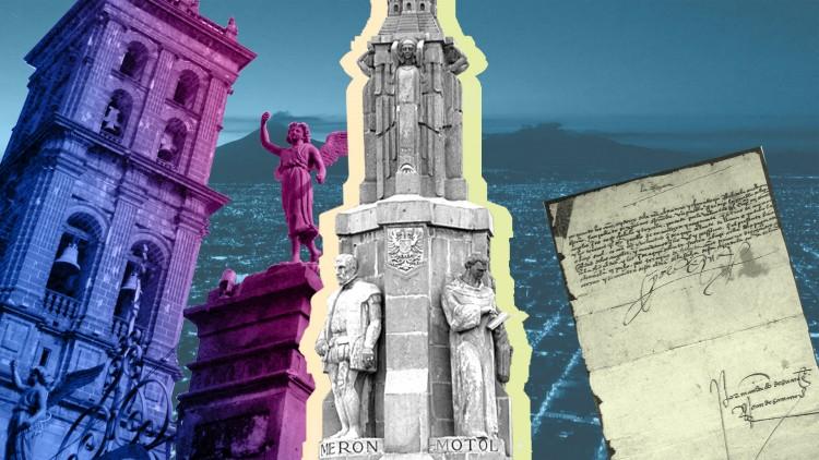 La maravillosa historia de la fundación de Puebla; hoy cumple 490 años