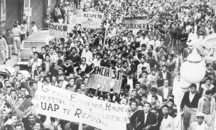 La Reforma Universitaria definió la autonomía de la universidad