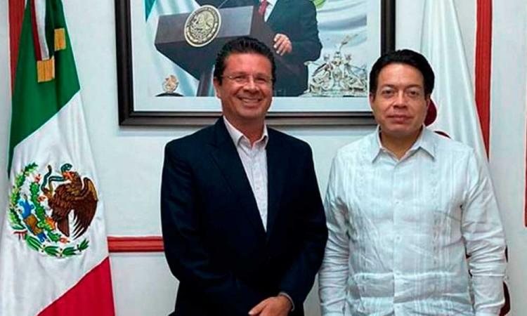 Pese a denuncias y chapulineo, Julio Lorenzini se mantiene como candidato a San Pedro Cholula por Morena