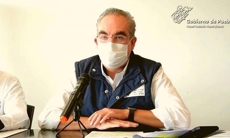 Se aplicaron 27 mil 942 vacunas de la segunda dosis durante el primer día; José Antonio Martínez García