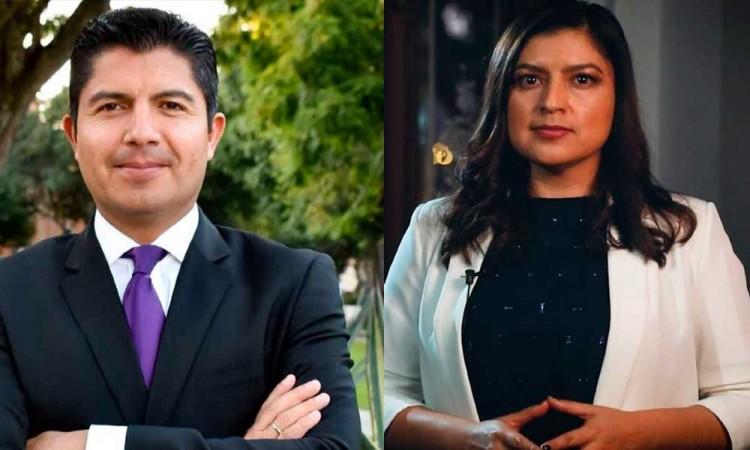 Eduardo Rivera aventaja las encuestas rumbo a la alcaldía, pero conocen más a Claudia Rivera