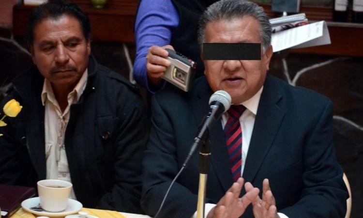"""""""Me bajó el pantalón hasta las rodillas""""; difunden audios de la supuesta agresión sexual de Saúl Huerta a menor"""