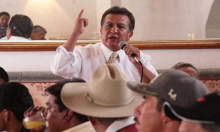 Saúl Huerta se queda sin candidatura, confirma Morena