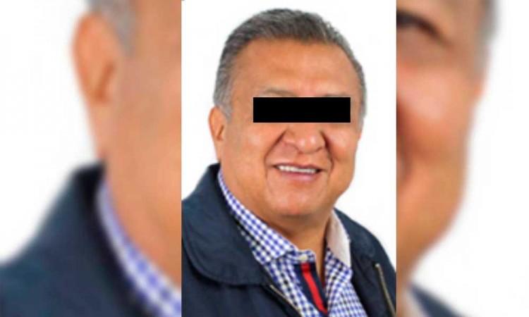 Podría ser este lunes cuando expulsen a Saúl Huerta de la fracción parlamentaria de Morena
