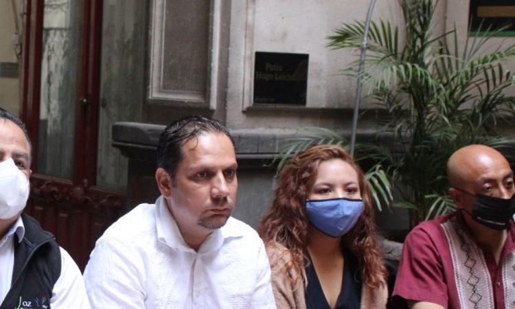 """Saúl Huerta debería renunciar a Morena """"de inmediato"""" y que se le quite el fuero, exige el candidato Alejandro Carvajal"""