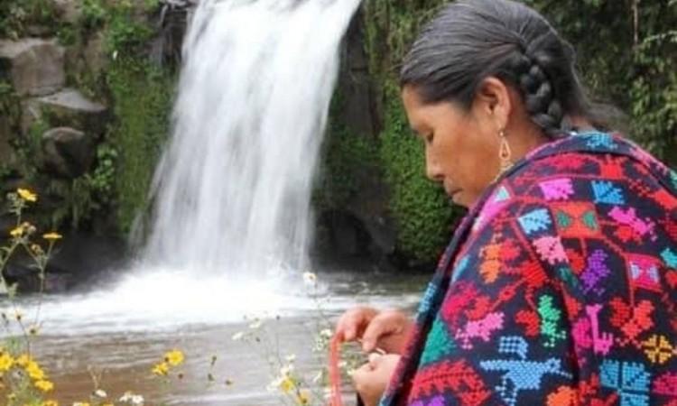 """""""Ti sen tajsomanej"""" proyecto poblano que renace una tradición milenaria"""