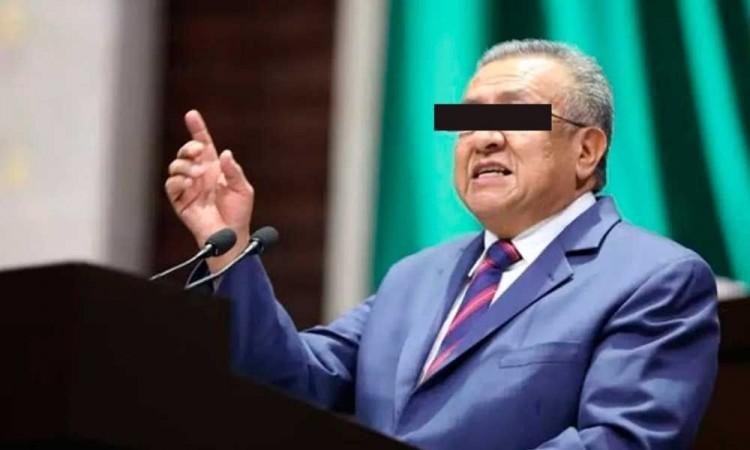 Pide Fiscalía CDMX a Cámara de Diputados quitar fuero a Saúl Huerta