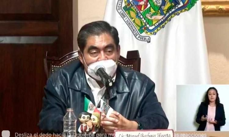 Pide gobernador a mujeres afectadas denunciar las agresiones ocurridas en el estadio Cuauhtémoc