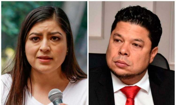 Acusa Biestro a Morena de no realizar encuesta para elegir a Claudia Rivera