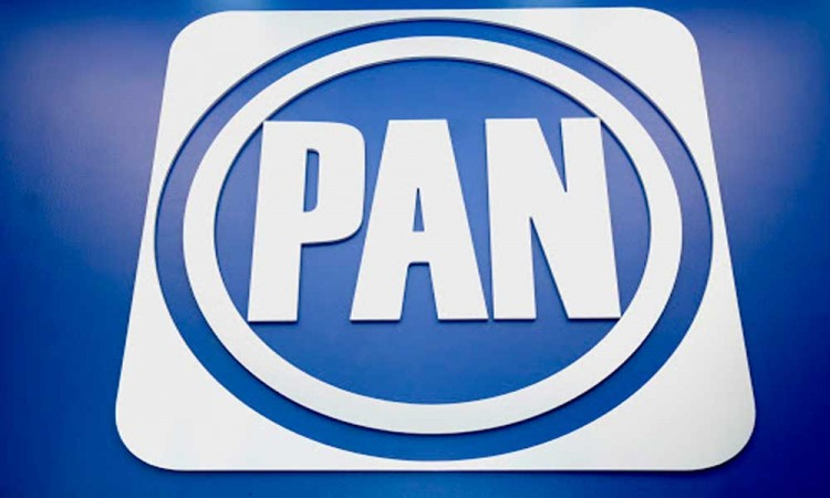 Agrupaciones del PAN se manifiestan para exigir autonomía al INE