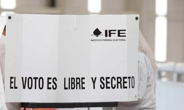 Barbosa asegura que Puebla estará en paz para las elecciones del 6 de junio