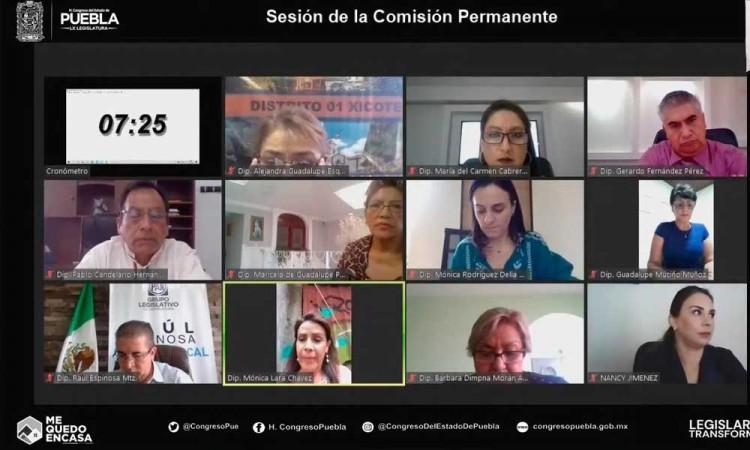 Congreso Local exige que Saúl Huerta renuncie a su cargo definitivamente
