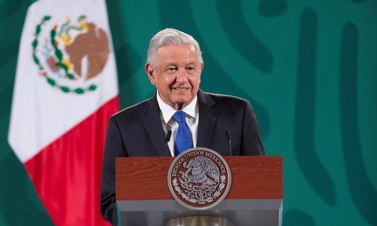 Saúl Huerta debe ser castigado, insiste AMLO; convoca a víctimas a denunciar