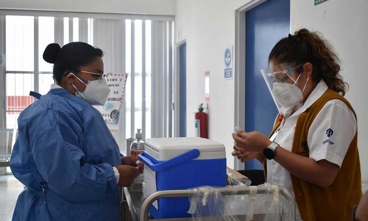 Mañana anunciarán logística para la vacunación de adultos de 50 a 59 años en la entidad poblana