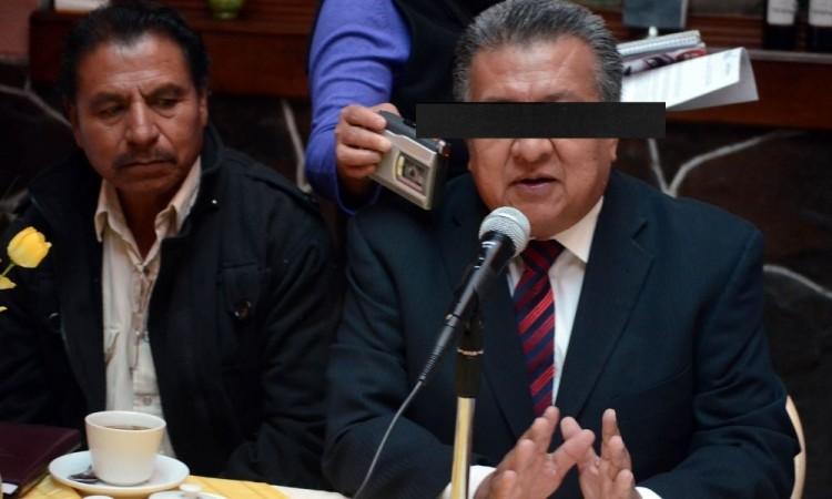 """""""Me han linchado mediáticamente; soy inocente"""", se defiende Saúl Huerta, sobre presunto abuso sexual a menor"""