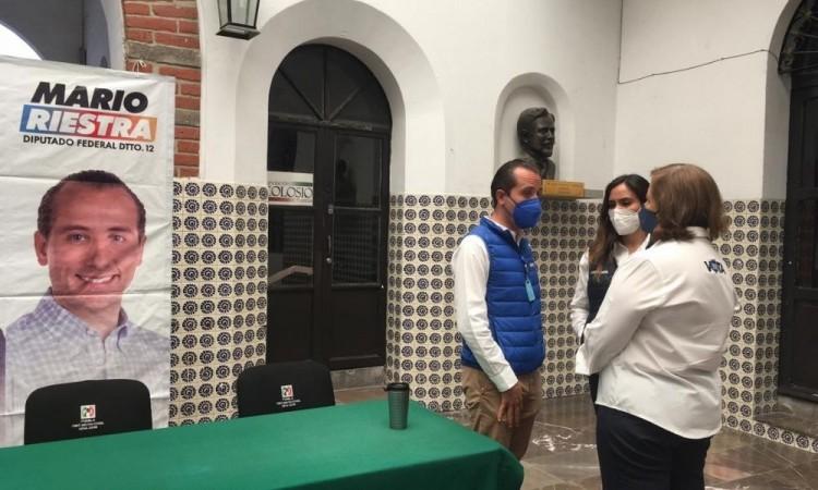 Nosotros no lucramos con tema Saúl Huerta y es asqueroso que el Congreso lo diga: candidatos Va Por México