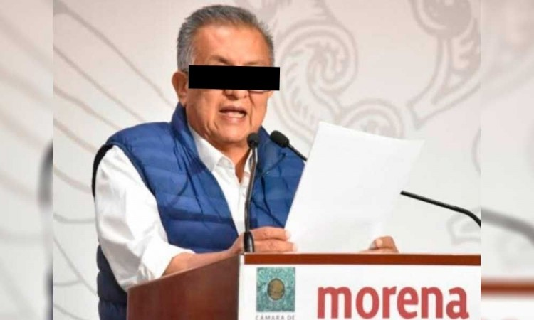 ¡Es oficial! Saúl Huerta presentó su renuncia como candidato por la diputación federal del distrito 11 en Puebla