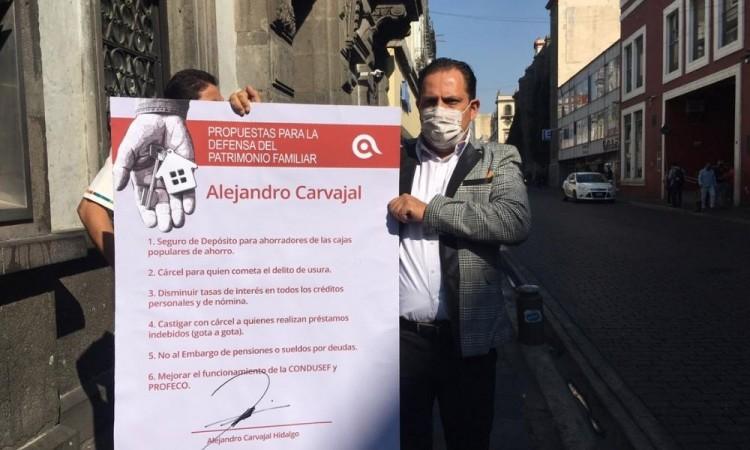 Avala Carvajal a #DetectorPuebla pero pide verificar a más candidatos