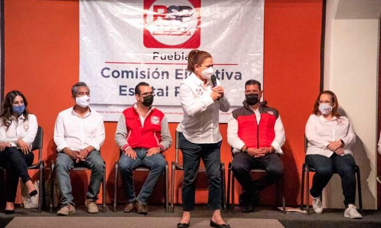 Ofrece América Soto rescatar a la Puebla olvidada en su arranque de su campaña
