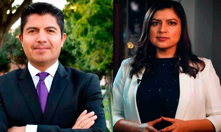 """Defienden Claudia Rivera y Eduardo Rivera sus propuestas, """"sí hay recursos"""" dicen"""