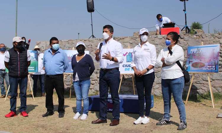 Eduardo Rivera dice SI al debate entre aspirantes a la alcaldía de Puebla