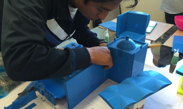 Proyecto de investigadores y estudiantes Buap obtiene mención especial en Premios  Golden Cubes